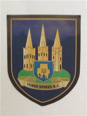 Three Spires Bowling Club Logo